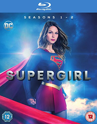 Supergirl - Seasons 1-2 (Blu-ray) [UK Import]