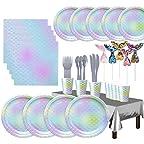 party supplies set