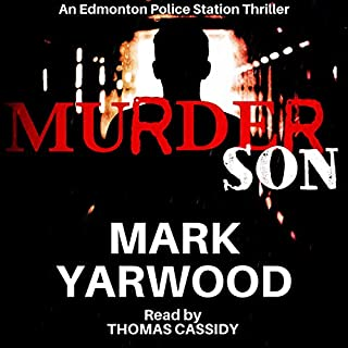 Murderson cover art