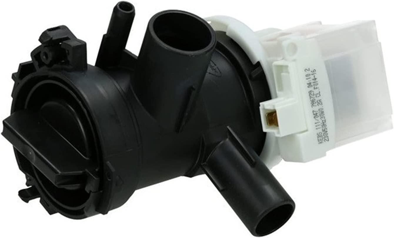 liangzai Lavadora de Bomba de Drenaje Apta para BALAY, Adecuado Bosch, Adecuado Siemens (145212) Hilarity