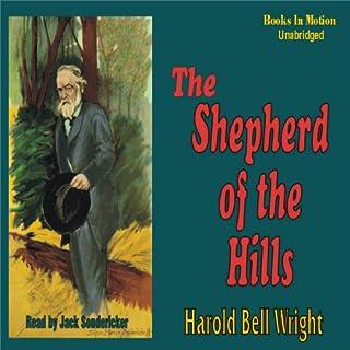 The Shepherd of the Hills audiobook cover art
