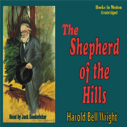 Couverture de The Shepherd of the Hills