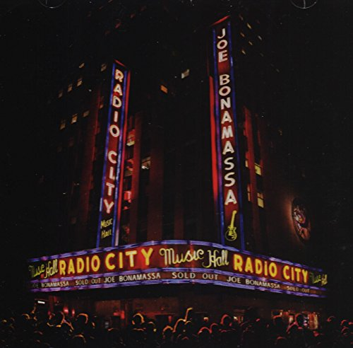 Live at Radio City Music Hall (Blu-ray+CD)