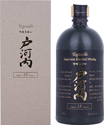 Togouchi Chugoku Jozo Togouchi 18 Year Old Japanese Whisky