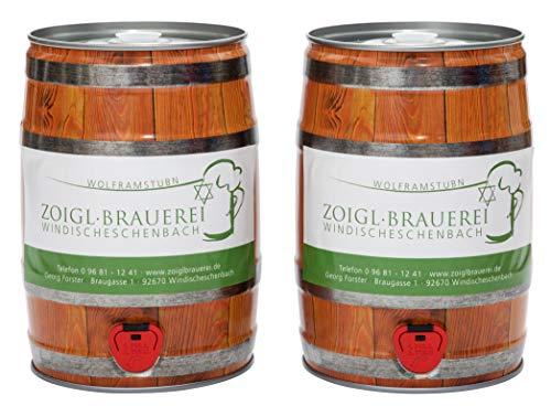 Zoigl - Bierspezialität aus der Oberpfalz 2x5l