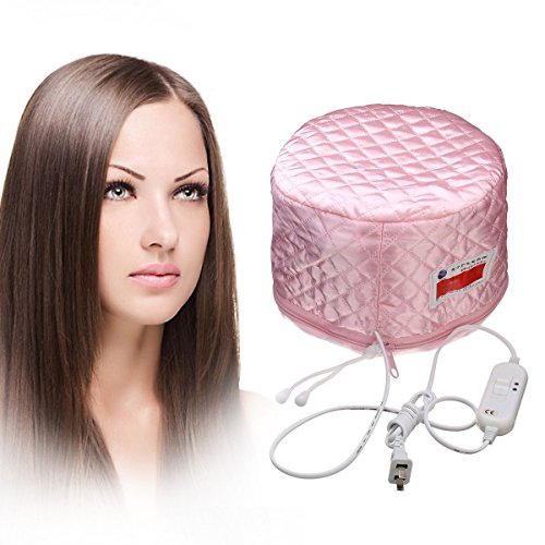 Zircon Hair Care SPA Cap Beauty Steamer Hair Thermal Treatment Nourishing Hat