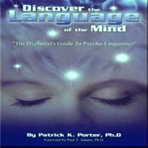 Discover the Language of the Mind audiobook cover art