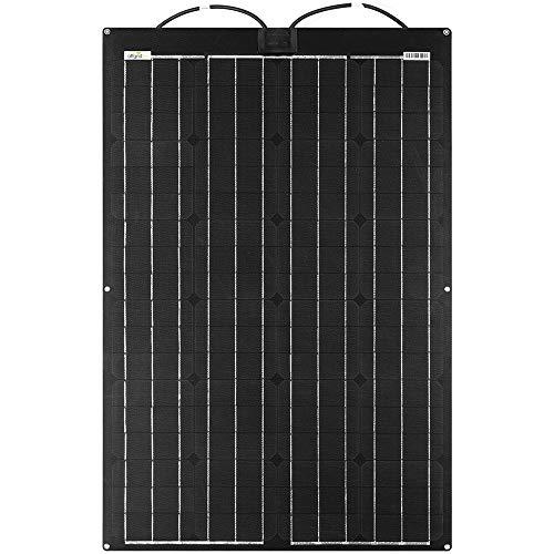 mächtig der welt Offgridtec PCB-ETFE Semiflexibles Solarmodul 36V 100W Marine Solarpanel (für Mobilheime)