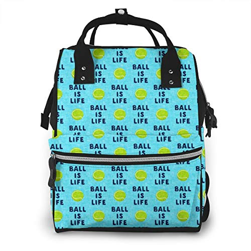 Mochila de cambiador, bolsa de pañales para bebé, mochila