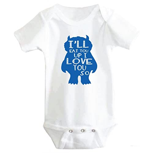 d9f209aa2e5f Thing 1 and Thing 2 Onesies  Amazon.com