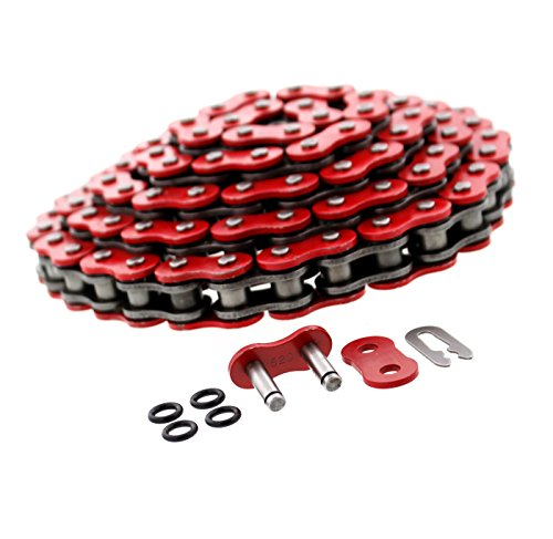2008 2009 Kawasaki KFX450R KFX450 KFX 450R Red O-Ring Chain 520x94L