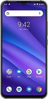スマートフォン UMIDIGI A5 Pro simフリー スマホ Android 9.0 トリプルカメラ 最強のコスパ 6.3インチ FHD+水滴型ノッチ付きディスプレイ 16MP+8MP+5MP 4150mAh 4GB RAM + 32GB...
