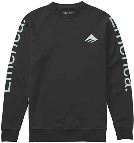 Emerica Tri Pure Crewneck -Fall 2018- noir
