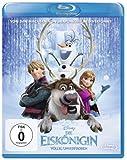 Bluray Kinder Charts Platz 1: Die Eiskönigin - Völlig Unverfroren [Blu-ray]