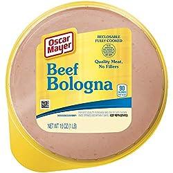 Oscar Mayer Beef Bologna (16 oz Package)