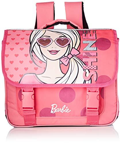 Bagtrotter Barbie - Maleta infantil (38 cm), color rosa