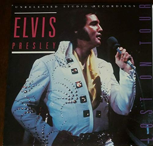 Elvis Presley LP / Vinyl - Lost On Tour - Unreleased Studtio Recordings