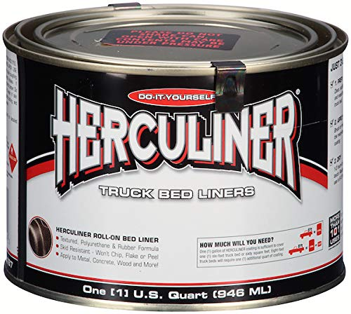 Herculiner Brush-on Bed Liner review