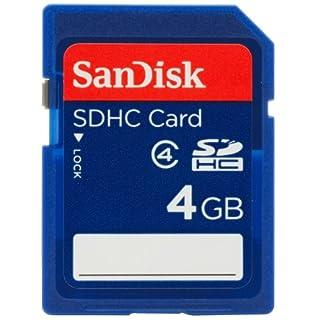 SanDisk 4GB SDHC Secure Digital Card (B000WQKOQM)   Amazon price tracker / tracking, Amazon price history charts, Amazon price watches, Amazon price drop alerts