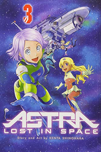 Astra Lost in Space, Vol. 3 [Idioma Inglés]