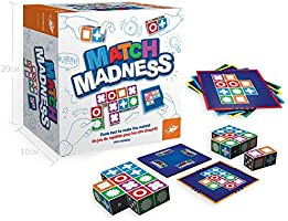 Match Madness Board Game, Educational Logical Thinking Board Game, Intelligence Development Children Matching Toys for...