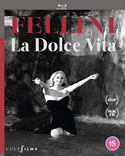 La Dolce Vita [4K] [Blu-ray]