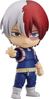 Good Smile My Hero Academia: Shoto Todoroki (Hero's Edition) Nendoroid Action Figure, Multicolor