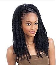 Drawstring Ponytail - Jamaican Twist Girl (1)
