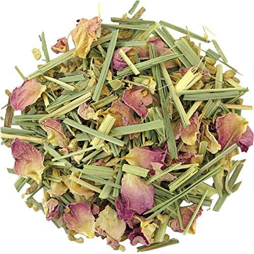 Gember citroen thee, losse thee, biologisch, 100 gram