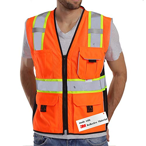 Dib Safety Reflective Vest