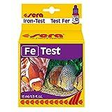 sera 04610 Eisen Test (Fe), Wassertest für ca. 75 Messungen, misst...