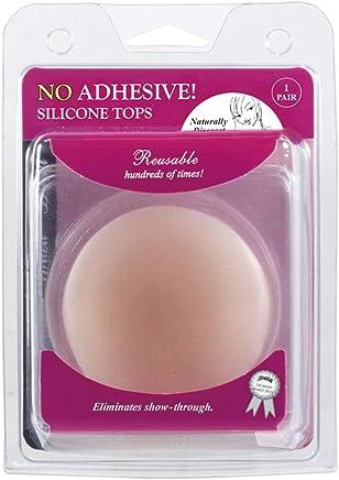 Braza No Adhesive Silicone Tops (S7930)