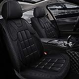 WYZXR Coussin de siège Auto Cuir PU Housse de siège Complet, pour BMW F10 F11 F15...