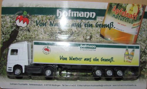 Hofmann Nr.01 - Von Natur aus EIN Genuß - MB Actros - Sattelzug