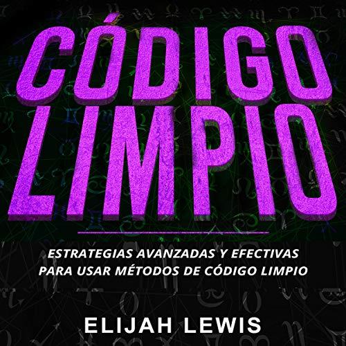 Código Limpio [Clean Code] cover art
