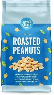 Amazon-merk: Happy Belly pinda's, geroosterd en gezouten 6x250g