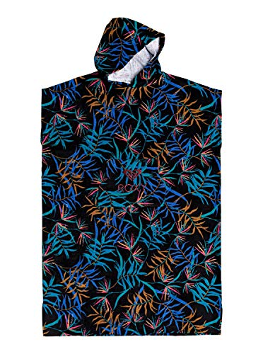 Roxy Stay Magical - Surf Poncho - Surf-Poncho - Frauen - ONE SIZE - Schwarz