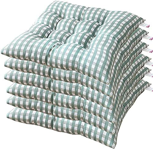 Set of 6 Padded Chair Memphis Kansas City Mall Mall Cushions Cus