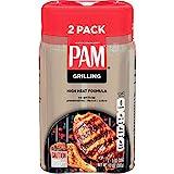 PAM No Stick Grilling Spray, 2 pk./5 oz.