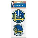 ステッカー NBA ゴールデンステイト・ウォリアーズ 2枚セット