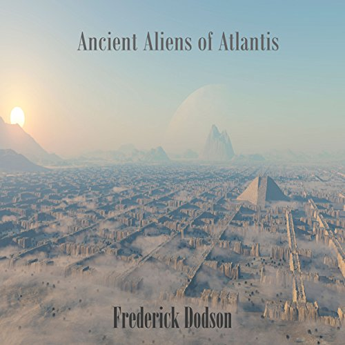 Ancient Aliens of Atlantis audiobook cover art