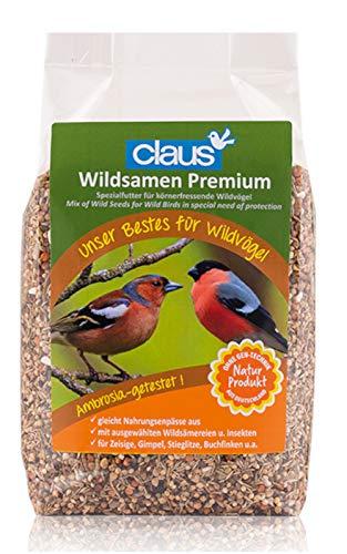 Claus Wildsamen Premium 700 g