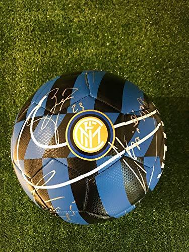 Inter Pallone Ufficiale Autografato F.C 2019/2020 Firmata Firme Giocatori