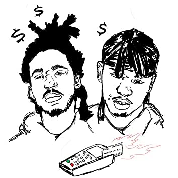 Scammin (feat. Mozzy)