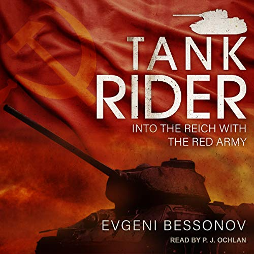 Tank Rider audiobook cover art