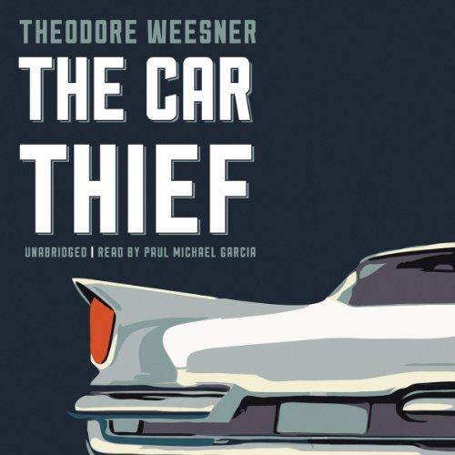The Car Thief audiobook cover art