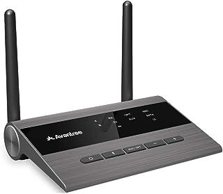 Avantree TC419 Long Range Bluetooth 5.0 Transmitter Receiver for TV & PC Audio, Home Stereo Speakers, aptX Low Latency Wir...