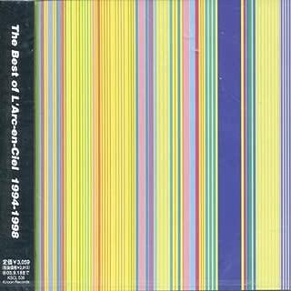The Best of L'Arc~en~Ciel 1994-1998 (通常盤)