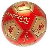 Liverpool FC Ball Unterschriften GB - Größe 5