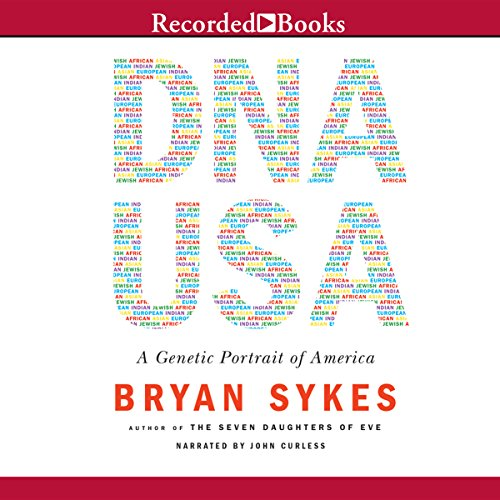 DNA USA audiobook cover art